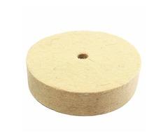 4 Inch 100mm Polishing Buffing Wheel Wool Felt Polisher Disc Pad