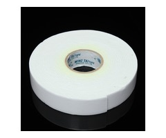 5m White Double Sided Strong Sticky Self Adhesive Foam TapE-mounting Fixing Pad