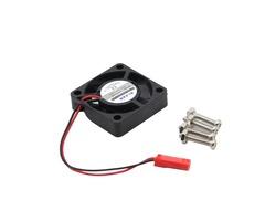 DIY Ultra Slim Low Noise Active Cooling Mini Fan For Raspberry Pi 3 Model B / 2B / B+