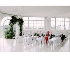 Go for Chair Hire in London for Hassle-free Event Organisation