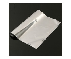 50pcs A4 Hot Transfer Foil Paper Laser Printer Laminating Transfered Silver