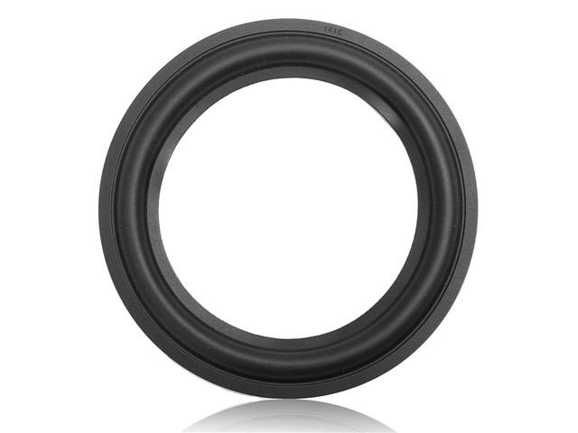 Black 6.5 Inch Speaker Surround Decorative Circle Repair Foam For Bass Woofer Horn | FreeAds.info