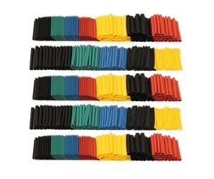 280Pcs Halogen-Free 2:1 Heat Shrink Tubing Wire Cable Sleeving Wrap Wire Kit