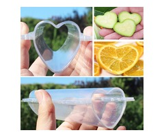 Heart-shaped Cucumber Shaping Mold Garden Vegetable Growth Forming Mould Tool | FreeAds.info