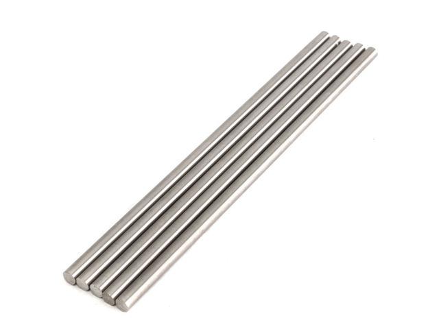 5pcs 8mm Titanium Ti Grade GR5 Titanium Alloy Rod Bar Length 250mm | FreeAds.info