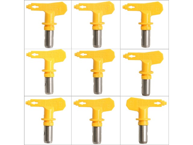 Airless Spray Gun Tips 4 Series 09-31 For Wagner Atomex Graco Titan Paint Spray Tip | FreeAds.info