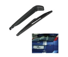 14 Inch Windscreen Rear Wiper Arm + Blade Kit for FORD FOCUS MK 2 HATCHBACK 04-13