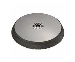 Disc Sand Base Steel and EVA Sanding Pad Oscillating MultiTool For Bosch Fein