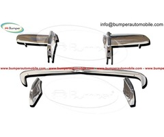 Opel GT bumper kit (1968–1973) stainless steel
