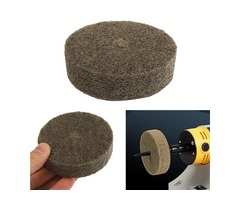 3 Inch 75mm Nylon Fiber Polisher Buffing Pad Wheel Polishing Wheel