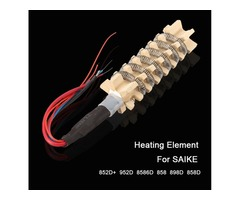 Heating Element for 220V Saike Hot Air Gun 852D+ 952D 8586D 858 898D 858D Soldering Tools