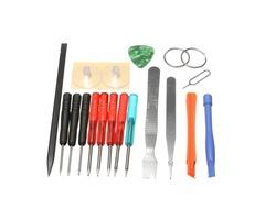18Pcs Opening Tools Repair Kit For Smartphone Tablet MacBook Pro Air iPhone