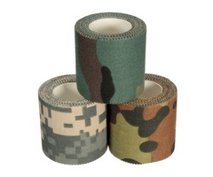 4.5cm x 5m Kombat Army Tactical Military Camo Wrap Shooting Hunting Camouflage Tape Motorcycle Decal