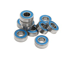 10pcs MR115 2RS 5x11x4mm Ball Bearings For Traxxas Slash Rustler Stampede Wheel