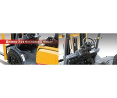 Ronux 2-4t Newseries I.C FORKLIFTS