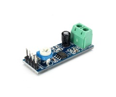 5Pcs LM386 Module 20 Times Gain Audio Amplifier Module With Adjustable Resistance