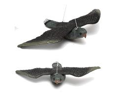 Garden Landscape Artificial Flying Bird Decoration Farm Pest Control Bird Scarer