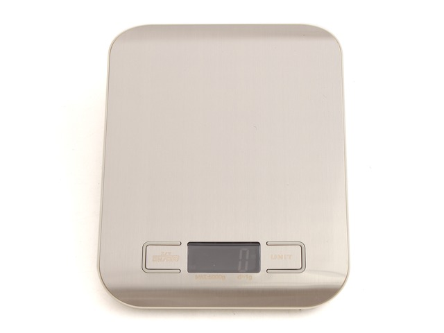 5kg/1g Digital LCD Electronic Diet Postal Weight Scale Gray/White | FreeAds.info