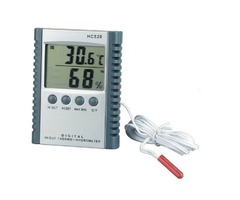 HC-520 Digital IN-Outdoor Thermometer Hygrometer | FreeAds.info