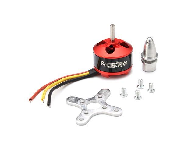 Racerstar BR2208 1400KV 2-4S Brushless Motor For RC Models   FreeAds.info