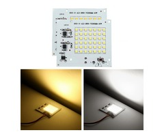 20W SMD2835 Outdooors Smart IC LED COB Chip Bead DIY Flood Light Lamp 220V
