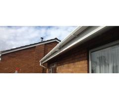 Gutter Repair,Replacement In Nuneaton-Hemm Wood Gutter