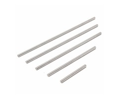 8mm 100/200/285/320/350mm Carbon Steel Linear Rail Shaft Rod
