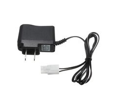 DC 7.2V Ni-CD Ni-MH Rechargeable RC Batterie Pack Chargeur Adaptateur Plug