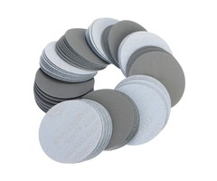100pcs 3 Inch 3000 Grit Sanding Discs Self Adhesive Mixed Grit Sanding Polishing Sandpaper