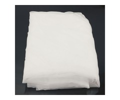 300x127cm Silk Screen Printing Mesh 48T 120M White Polyester 3 Yards