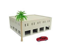 1: 87 1:100 1:144 Outland Models Railway Scale Factory Model Train Layout Building Model