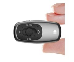 Doosl Mini Rechargeable 2.4GHz Wireless Presentation Presenter Pointer