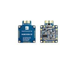 Matek Systems HUBOSD8-SE 9-27V PDB W/ STOSD8-SE 5V&10V Dual BEC for RC Drone