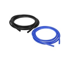 3 Meter 5mm Silicone Vacuum Hose Tube Tubing Line Pipe 10 Feet Cable Blue Black | FreeAds.info